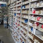 Our parts department. We have parts for most makes and models.