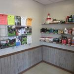 Our shelves are stocked and ready for all of your outdoor power equiptment needs.
